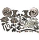 (1963-70) * Spindle Disc Brake Conversion Kit - Stock - 5 lug