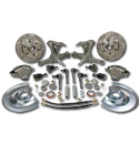 (1963-70) * Spindle Disc Brake Conversion Kit - Stock - 6 lug
