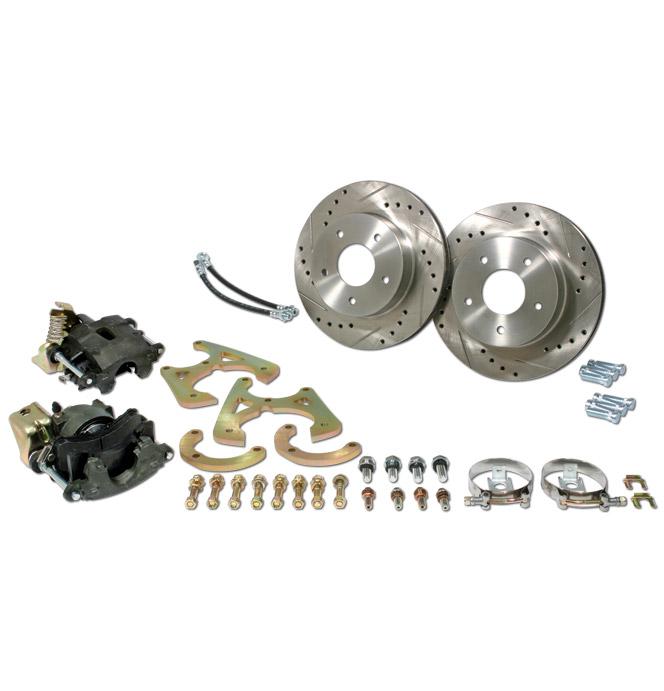 (1971-72) *Rear Disc Brake Kit - 5 lug