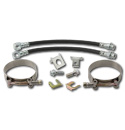 (1947-87) Rear Disc Brake Hose Kit - Rubber
