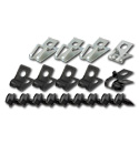 (1981-87) Brake Line Clip Set-2&4WD