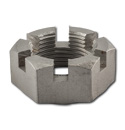 (1941-87)  Spindle Nut -1/2 Ton