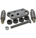 (1955-56)  Spring Shackle Kit - Front or Rear