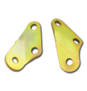 (1947-54) Lower Front Shock Mount-Pair