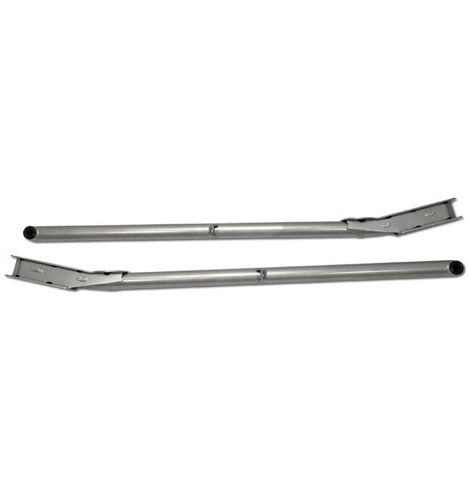 (1960-72)  * Rear Trailing Arms - Tubular - Black - pair