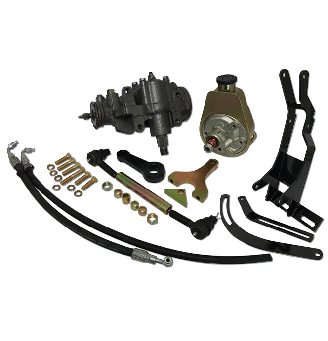 (1947-59) Power Steering Conversion Kit for 6cyl