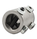(1947-59)  Steering Coupler Upper 3/4DD X 1 DD