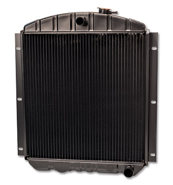 (1947-54)  * Radiator - Standard Capacity