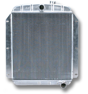 (1947-54)  * Radiator - Aluminum - 6 Cylinder Engine