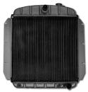 (1955-59)  * Radiator - Standard Capacity - Standard Transmission