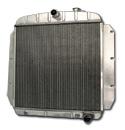 (1955-59)  * Radiator - Aluminum - V8 & 6cyl