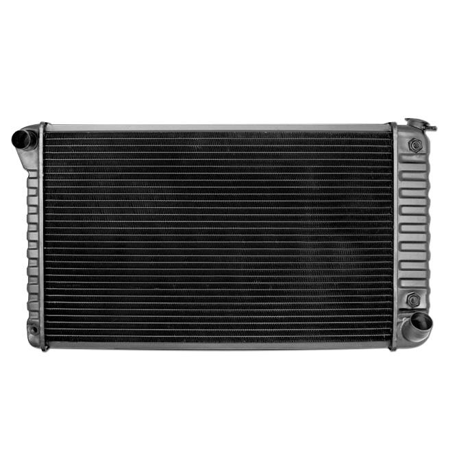 (1967-70)  * Radiator-Desert Cooler-Auto Transmission