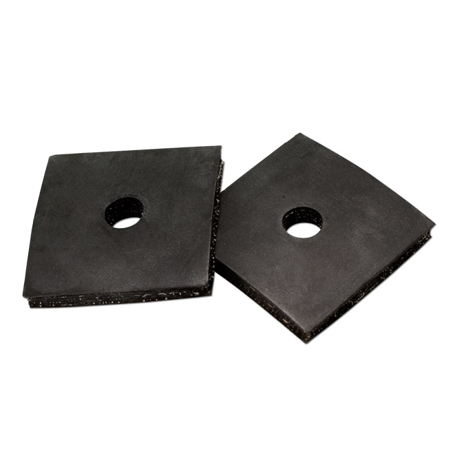 (1950-54)  Radiator Support Mounting Pads