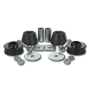 (1969-72)  Radiator Support Mounting Kit-C10
