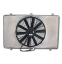 (1967-77)  * Electric Fan & Shroud - 6 cyl & V-8 - 14