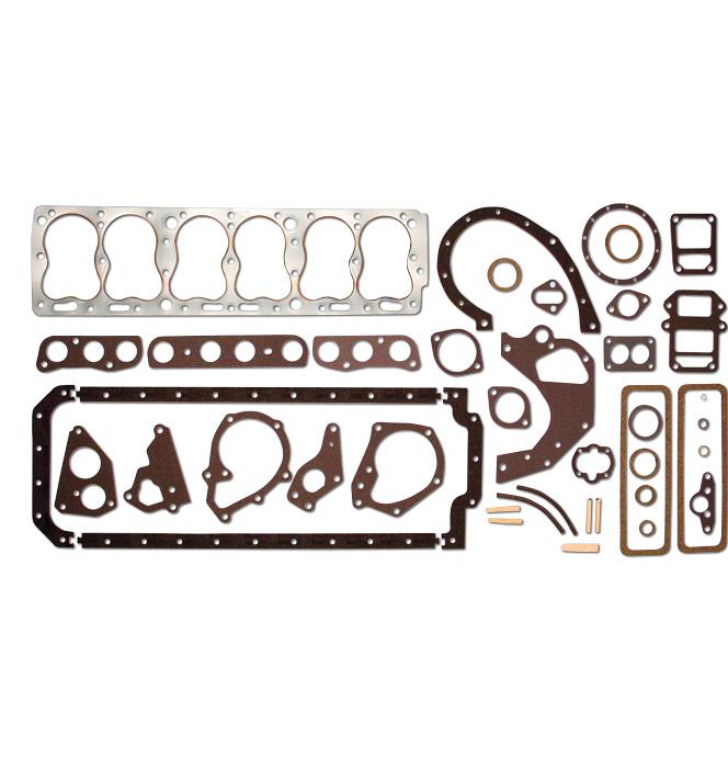 (1935-38)   Engine Gasket Set-223-233 CI