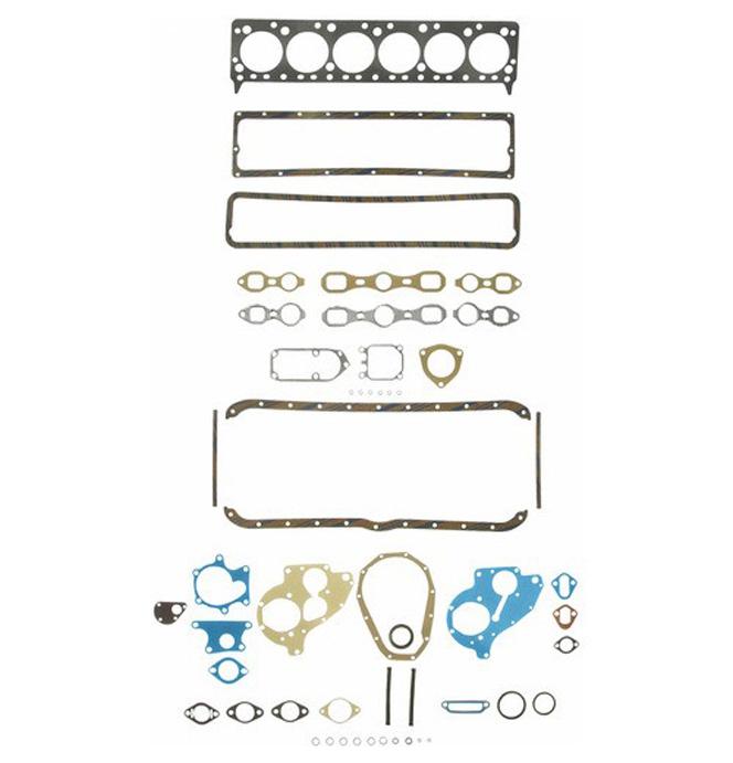 (1939-53)   Engine Gasket Set- GMC 228-236-248-270 CI