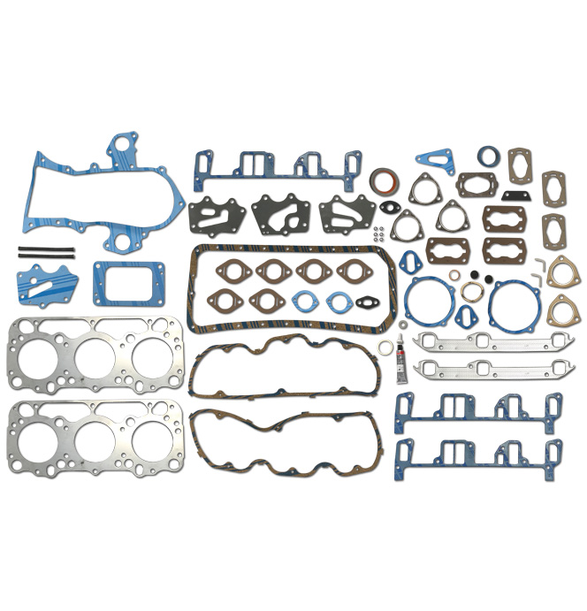 (1960-74)  Engine Gasket Set GMC V-6 305
