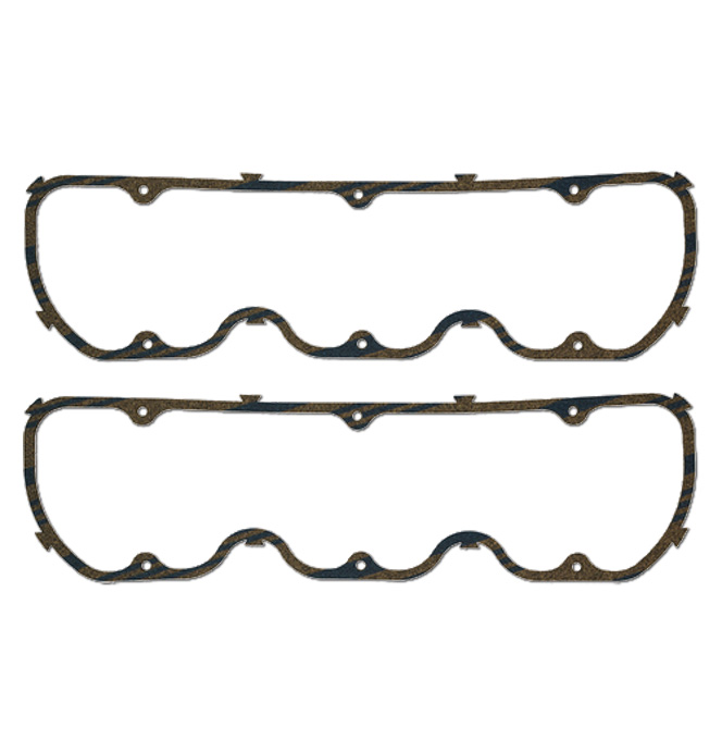 (1960-74)  Valve Cover Gaskets-305,351, GMC V-6