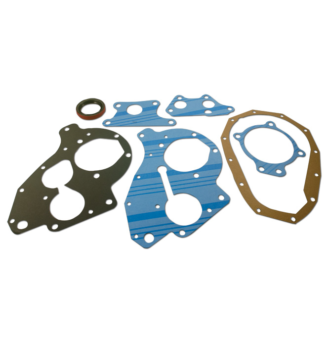 (1937-62)  Timing Cover Gasket Set-Chev & GMC
