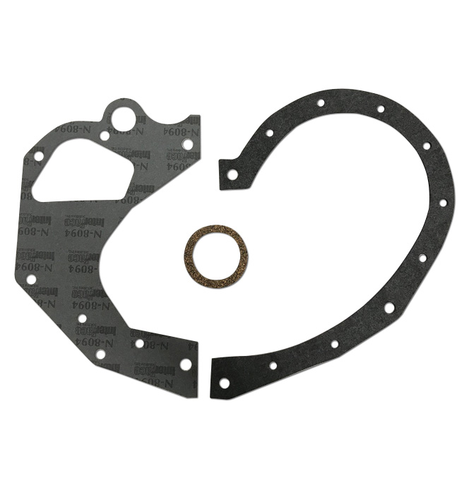 (1935-38)  Timing Cover Plate Gasket Set-223-233 CI GMC