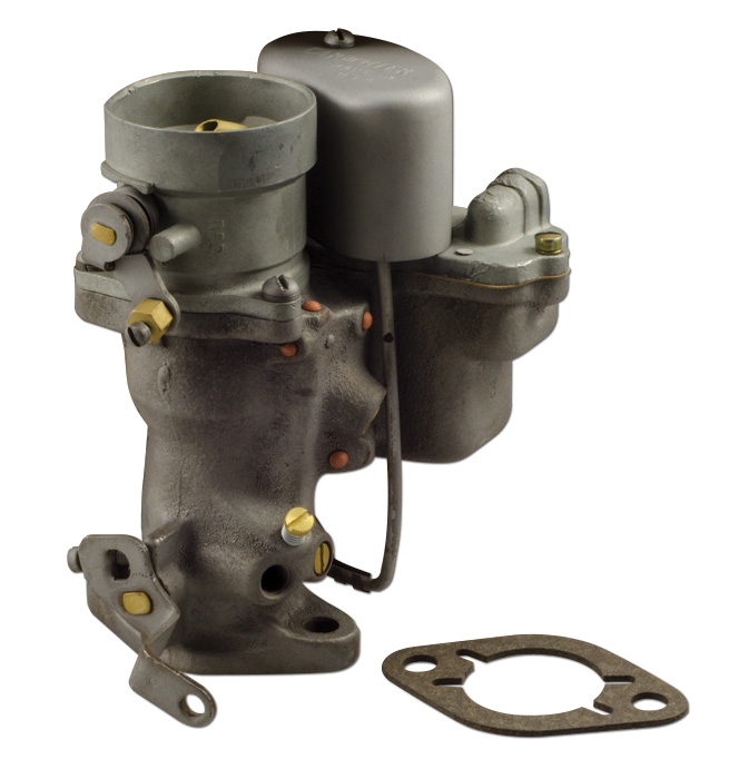 (1941-48)  Carburetor-Rebuilt Carter W1, 216*
