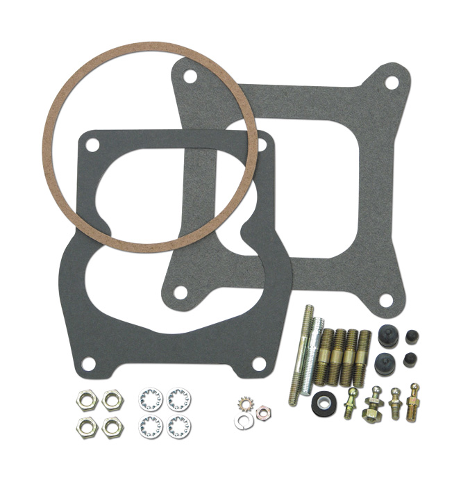 (1947-98) Universal 4bl Carb Installation Kit