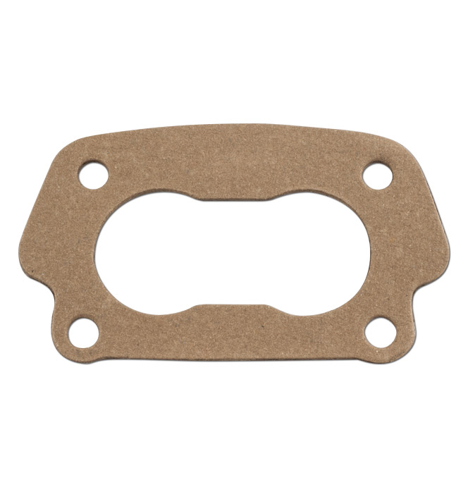 (1955-58)  Carburetor Base Gasket V-8 2bbl.