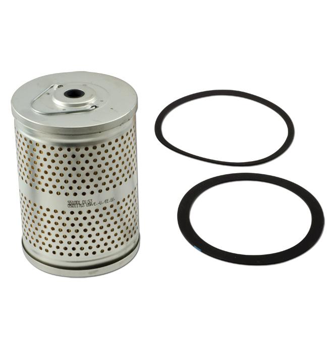 (1937-59)  Oil Filter Element-GMC
