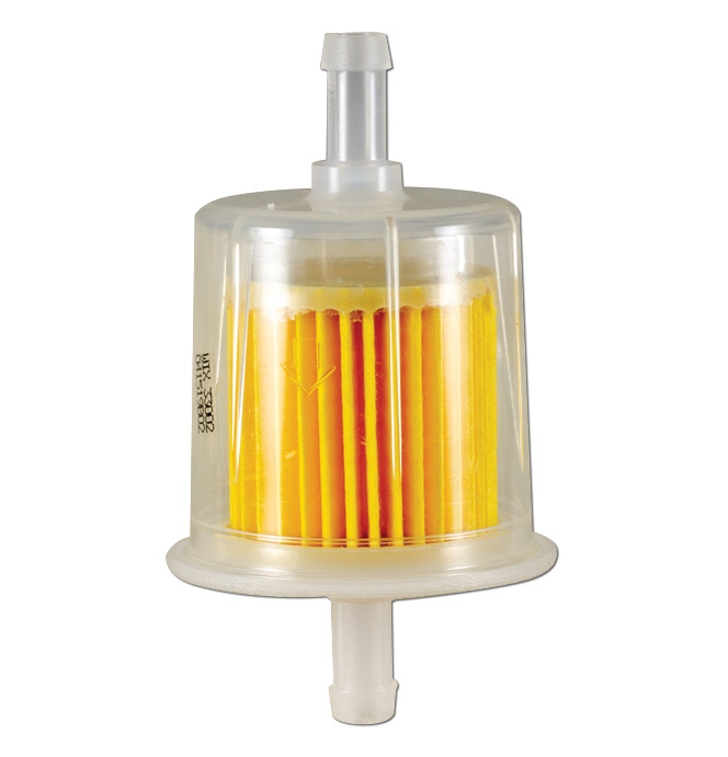 (1936-72)  Fuel Filter Assembly Plastic