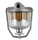 (1941-66)  Fuel Filter Assembly - Glass Bowl