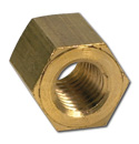 (1957-81) Exhaust Manifold Stud Nuts-V-8