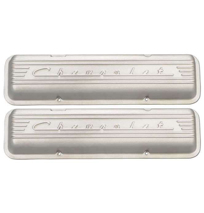 (1947-85) Chevrolet Valve Covers-Small Block-Cast