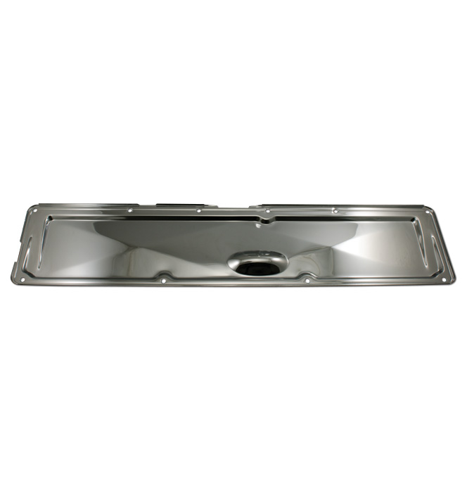(1954-62)  Chrome Pushrod Cover-235 CI
