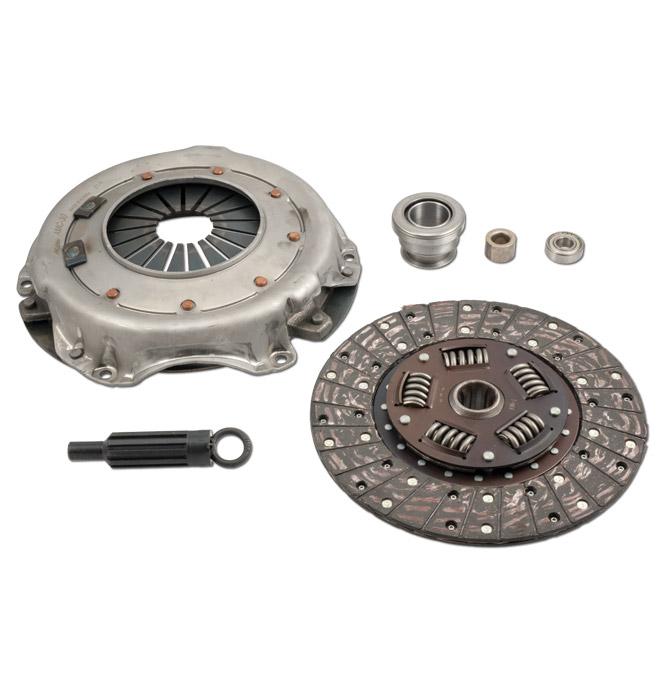 (1963-76)  Clutch & Pressure Plate Kit - 10-3/8