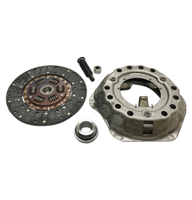 (1954-62)  Clutch & Pressure Plate Kit - 10-1/2