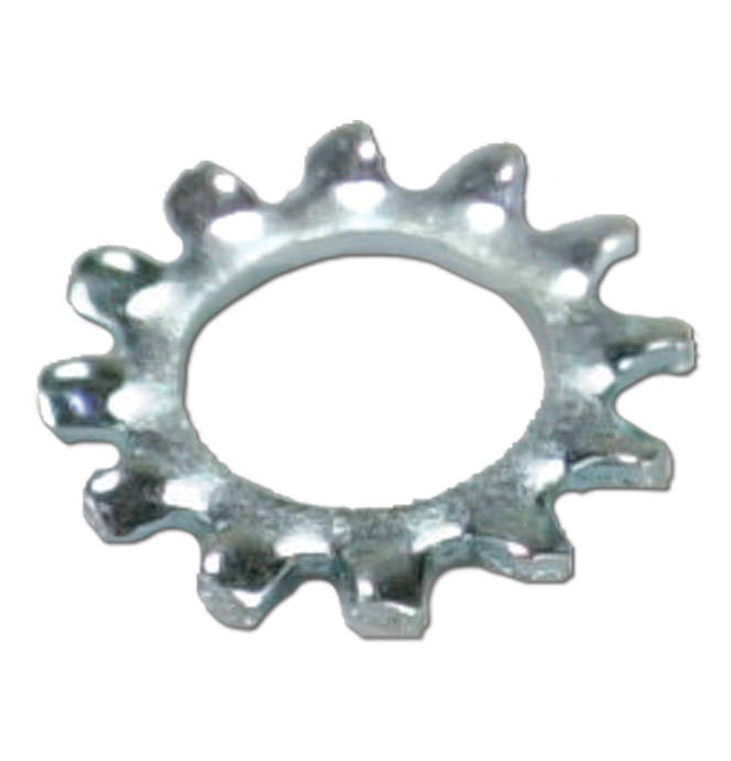 (1963-84)  Clutch Retaining External Tooth Lock Washer