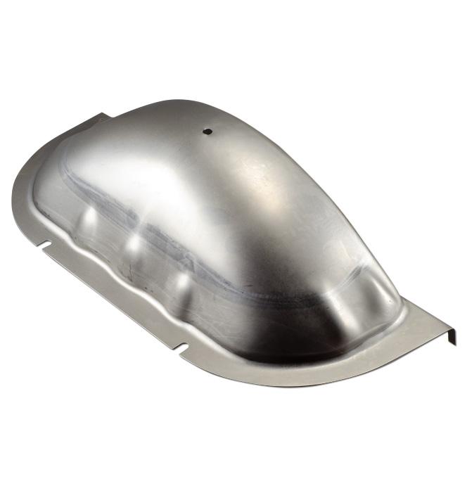 (55-72) Bellhousing Flywheel Cover-Lower V/8