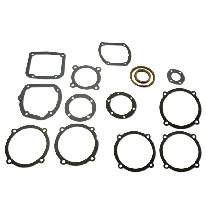 (1937-54)  Transmission & U-Joint Gasket Set-3 Speed
