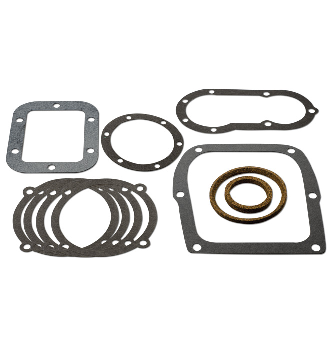 (1931-47)  Transmission & U-Joint Gasket Set-4 Speed