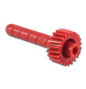 (1965-87)  Transmission Speedometer Gear Red
