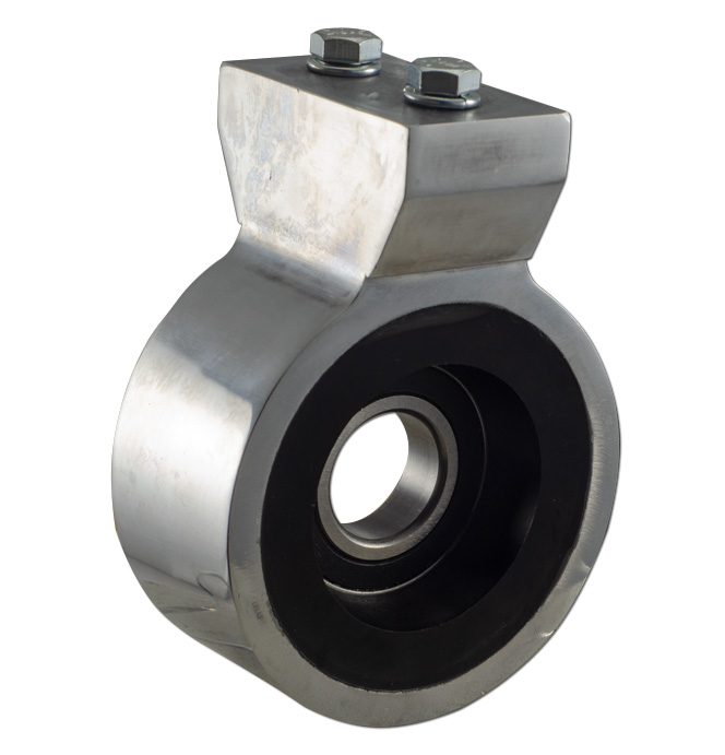(1955-72)  Drive Shaft Support Bearing Aluminum Urethane