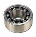(1940-54)  Rear End Pinion Bearing-Front