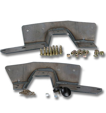 (1963-72) Rear End C-Notch Kit