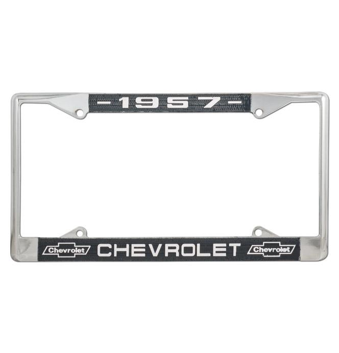 (1957)  License Plate Frame