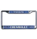 (1965)  License Plate Frame