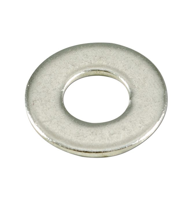 (1947-98)  Stainless Flat Washer-1/4