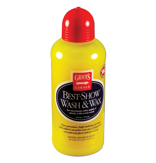 Best of Show Wash & Wax - 16oz