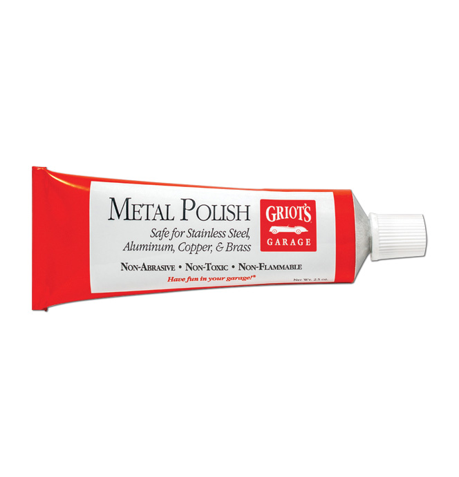 Metal Polish - 2.5oz