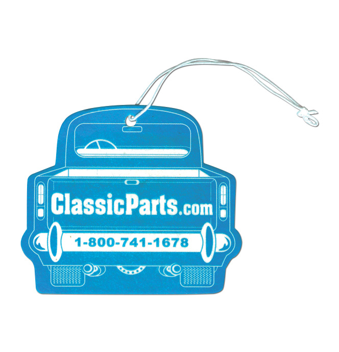 Classic Parts Air Freshener - Blue - New Car Smell